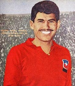 Resultado de imagen para eladio rojas futbolista chileno