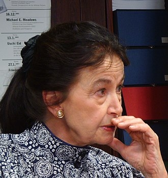 Elisabeth Vrba - Vrba in 2009