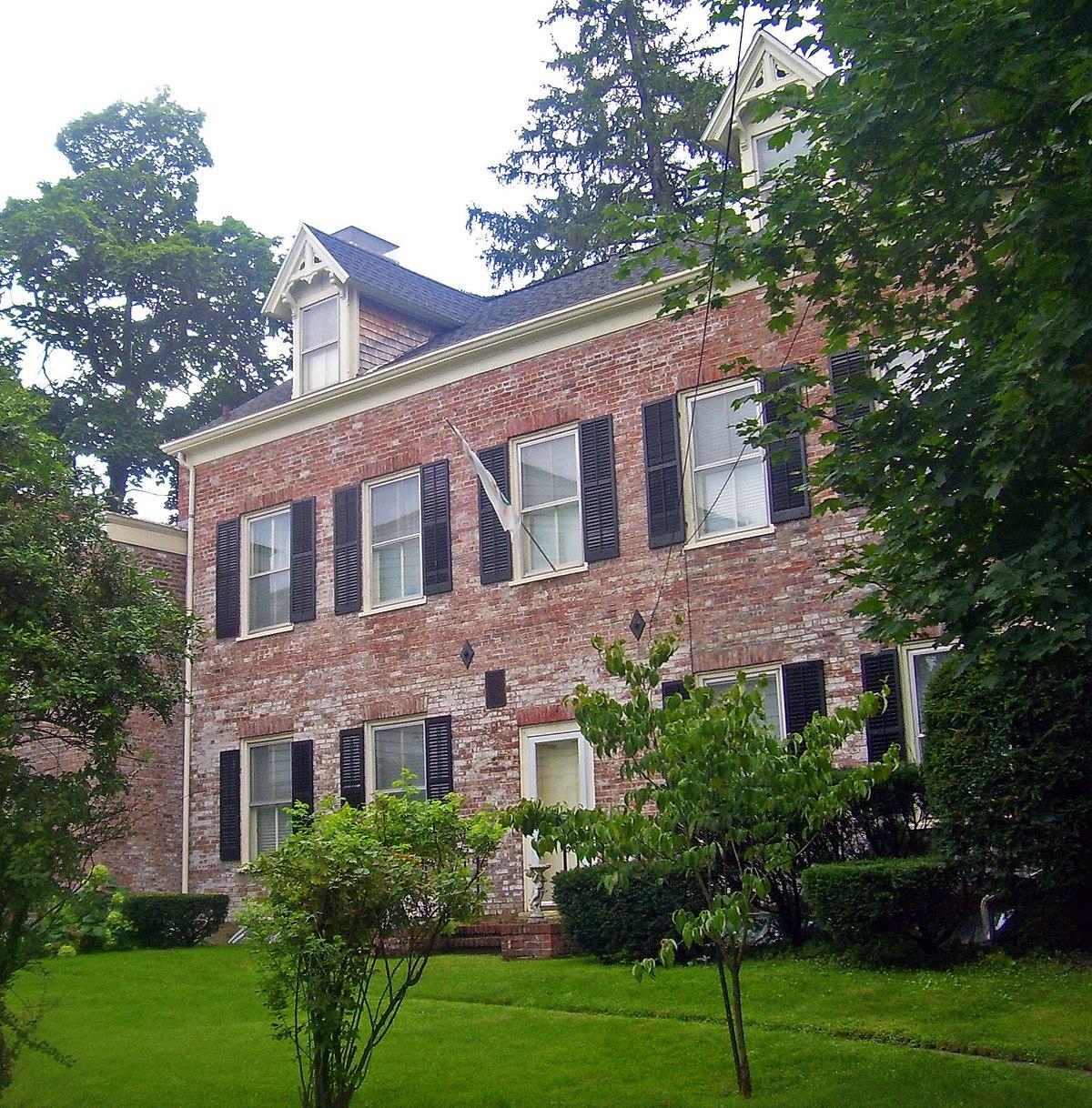 Elisha williams house wikipedia for Hudson house