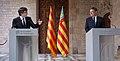 Els presidents Puig i Puigdemont 02.jpg