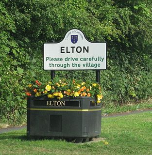 Elton, Cheshire village and civil parish in Cheshire West and Chester, Cheshire, England