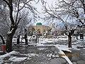 Emamzadeh Soltan Seyyed Habib Hajiabad Snow Day 13921013.jpg