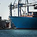 Emma Maersk in Algeciras (6955068868).jpg