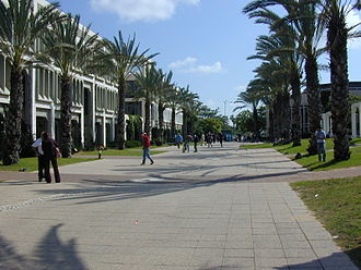 Gush Dan - Tel Aviv University