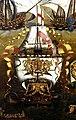 English ship Revenge at Battle of Gravelines (1588) - Invincible Armada (cropped).jpg