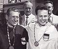 Enrico Forcella and Peter Kohnke 1960.jpg