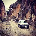 Enroute to garam chashma a rocky mountain pass.jpg