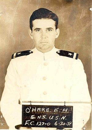 Edward O'Hare - Ensign O'Hare.