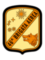 Ensign of the 46ª Brigata Aerera of the Italian Air Force.png
