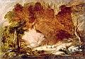 Entrance Burrangalong Cavern NSW C. Martens 1849.jpg
