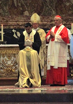 Bechara Boutros al-Rahi - Image: Episcopal ordination of bishop Maurizio Malvestiti