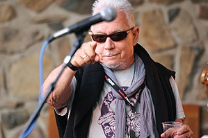 Eric Burdon today.