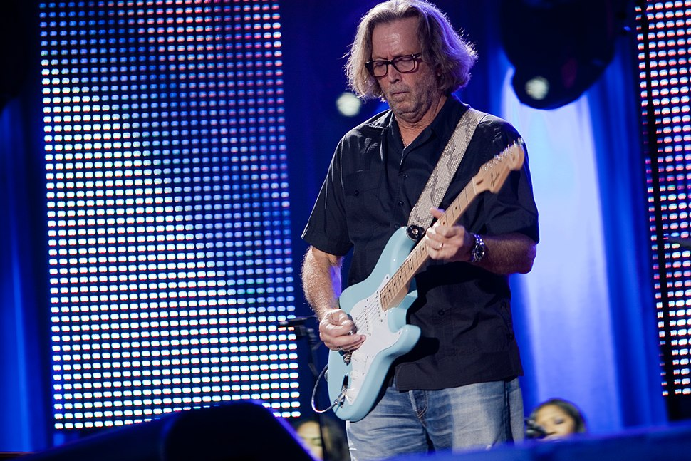 Eric Clapton in concert.jpg