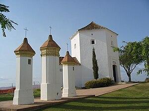 San Roque, Cádiz - Image: Ermita de San Roque