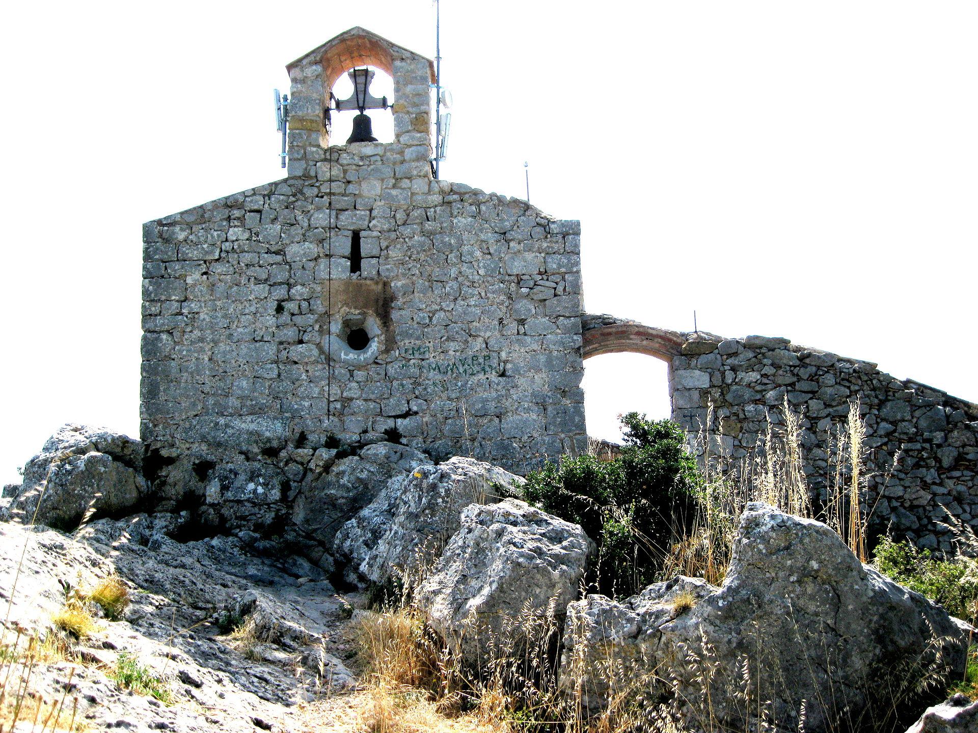Ermita de Santa Magdalena (Terrades) - Viquipèdia, lenciclopèdia lliure