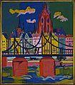 Ernst Ludwig Kirchner, Der Frankfurter Dom.jpg
