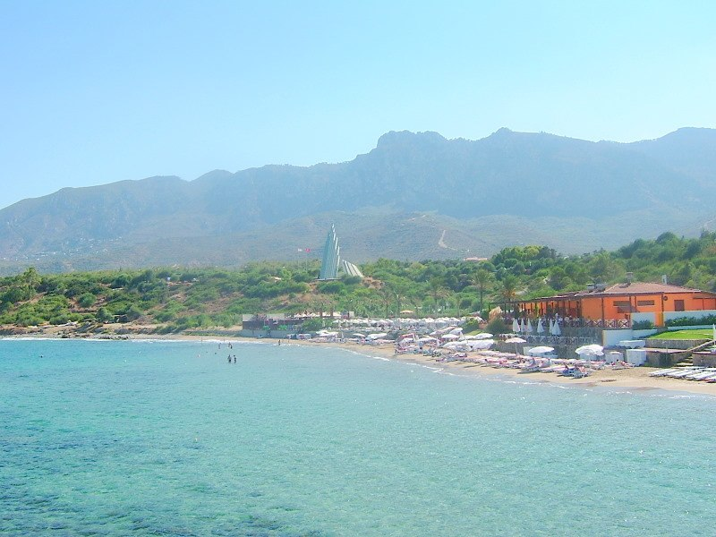 Escape Beach North Cyprus