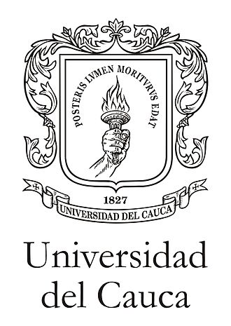 University of Cauca - Image: Escudo original de la universidad del Cauca