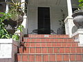 Esplanade Ave FQ Sept O9 539 Gallery Steps.JPG
