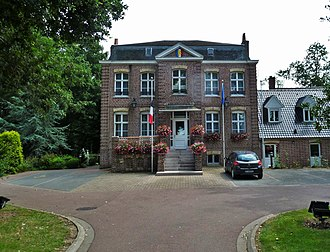 Esquelbecq - Image: Esquelbecq la mairie