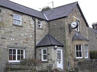 Aldbrough St John Village and civil parish in North Yorkshire, England