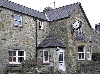 Aldbrough St John - Image: Estate House at Aldbrough St John
