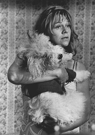 Estelle Parsons, American actress
