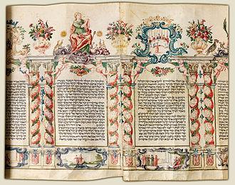 Purim - Esther Scroll