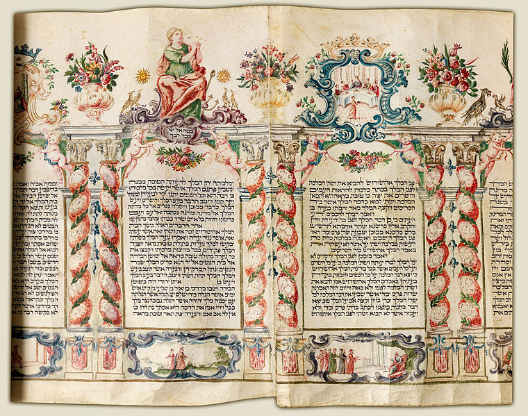Archivo:Esther Scroll - Google Art Project.jpg