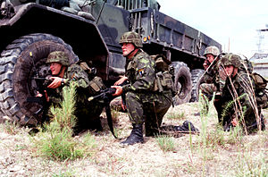 Motorized infantry - Motorized infantry of Estonia