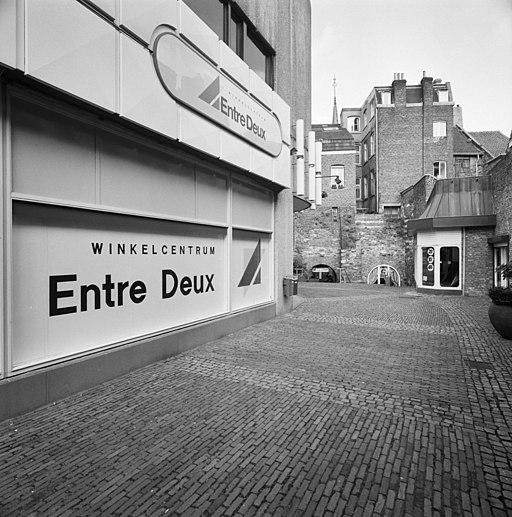Exterieur gedeelte gevel van Entre Deux - Maastricht - 20323969 - RCE