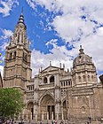 Exteriors of Cathedral of Toledo 03.jpg