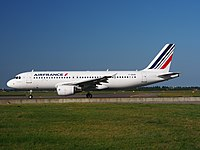 F-GKXN - A320 - Air France