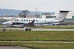 F-HSFX Beech 300 Super King Air 350 (26339646171).jpg