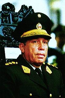 Francisco Morales-Bermúdez Peruvian general and politician