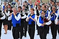 FIL 2013 - grande parade - Bagad An Alarc'h 2.JPG