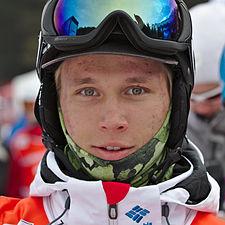FIS Moguls World Cup 2015 Finals - Megève - 20150315 - Aleksey Pavlenko 2.jpg
