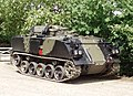 FV432 armoured personnel carrier at Greatworth, Northamptonshire.jpg