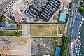 Fabrikhallen der ehemaligen Gasmotorenfabrik Deutz, Klöckner-Humboldt-Deutz, Westwaggon, Köln-Mülheim - Luftaufnahme-0890.jpg