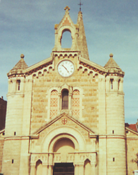 The church in Maclas