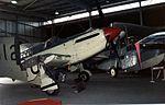 Fairey Firefly Fairey Firefly AS.5 WB271 Fleet Air Air Museum Yeovilton 1984 (17146419555).jpg