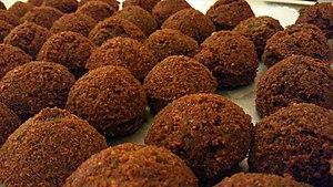 Emirati cuisine - Falafel balls
