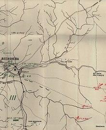 Mapa militar