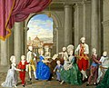 Family of Leopoldo of Tuscany by Berczy.jpg