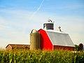 Farm with Two Silos - panoramio (34).jpg