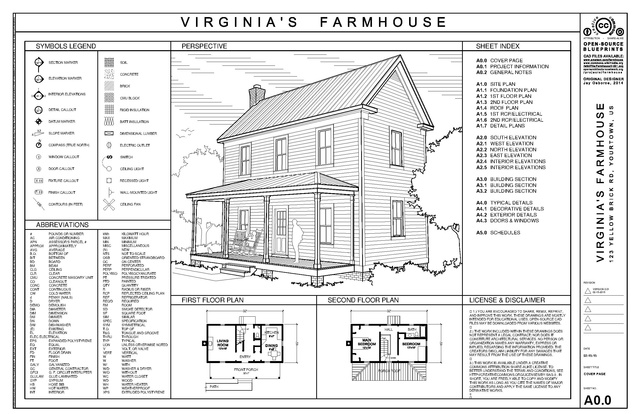 File:Farmhouse Drawing Set V-001 pdf - Wikimedia Commons