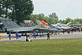 Fast jet flightline - Radom 2013 (11872947464).jpg