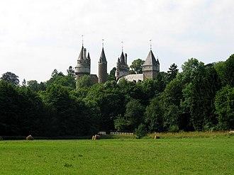 Hendrik Beyaert - Castle of Faulx-les-Tombes