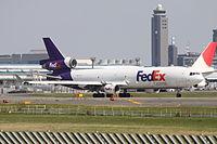 N521FE - MD11 - FedEx