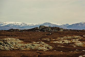 Fedje - View of Fedjebjørnen